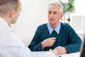 Diagnóstico hiperplasia benigna de prostata.
